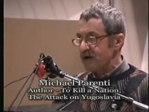 TalkingStickTV - Michael Parenti - The U.S. War on Yugoslavia
