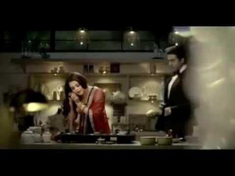 Aishwayra Rai and Abhishek Bachchan Prestige Schott Commercial(Oct 2013)-Latest Indian TV Ad