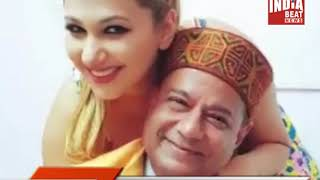 Anup Jalota an Indian singer and musician & His Girlfriend Jasleen Matharu Are The New Meme Kings .