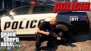 GTA V: Patrulhando LSPD #9