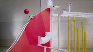 3M Brand Rube Goldberg Machine