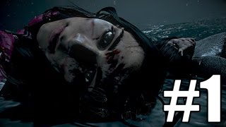 Until Dawn Gameplay Playthrough #1 - Making Decisions (PS4)