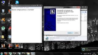 Como descargar e Instalar WinAVI Video Converter Full