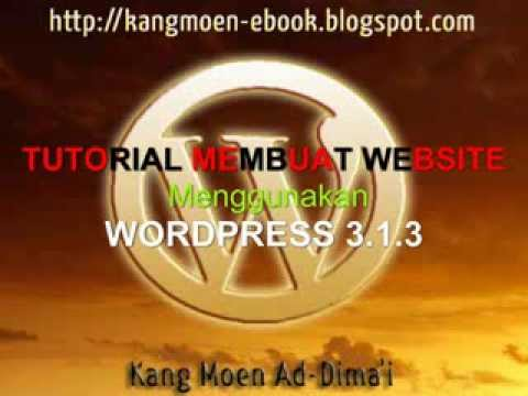 Ebook Wordpress Bahasa Indonesia