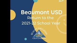 Frisco Isd Calendar 2022 23.Beaumont Usd Return For The 2021 22 School Year News Break