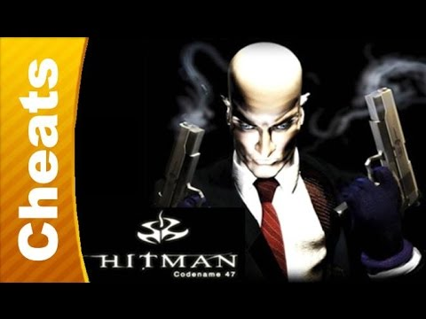 Hitman Codename 47 - All cheats