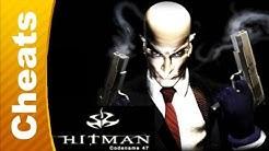 Hitman Codename 47 - All cheats