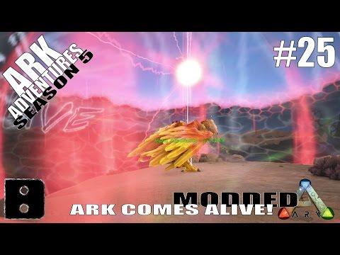 ARK Adventures Season 5 #25 - Ark Comes Alive Evolution