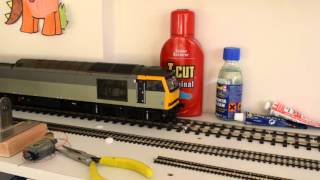 Heljan 7mm class 60 with sound