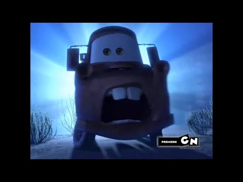 Mater And The Ghostlight On Cartoon Network (June 19th, 2009/RARE)