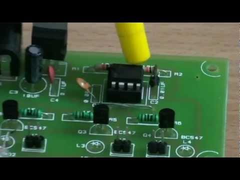 38kHz IR Transmitter