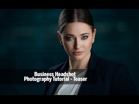 Business Headshot Photography Tutorial - Teaser thumbnail