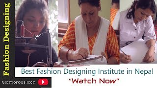 Best Fashion Designing Institute In Nepal Youtube