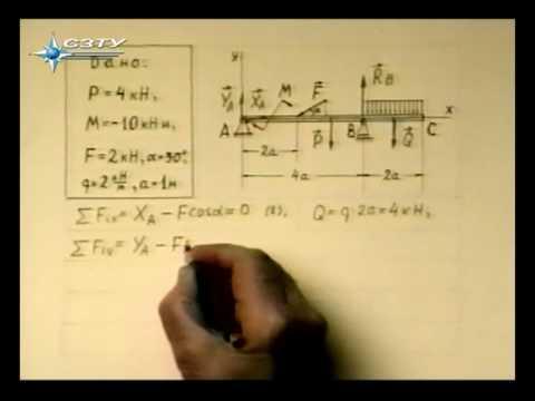 Решение задач на уравнение равновесия примеры решения задач по теории вероятности умножение