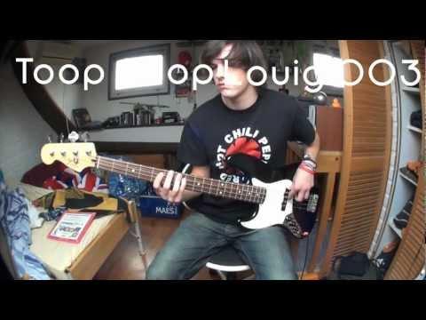 [Bass Cover] Cassius - Toop Toop