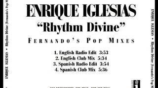 Enrique Iglesias - Rhythm Divine (Fernando