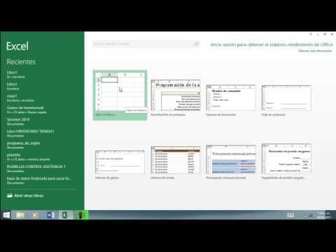 Download Capitulo 0 Curso basico de Excel 2013