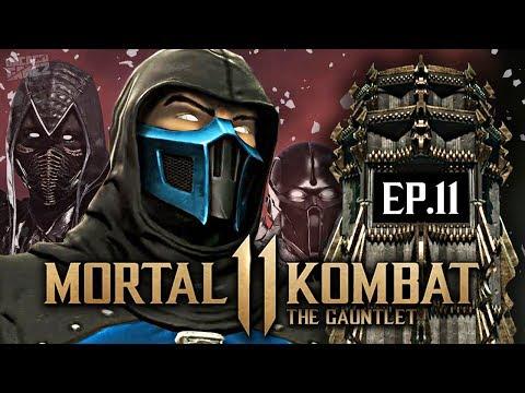 Mortal Kombat 11 The Gauntlet - The Original Sub-Zero... |