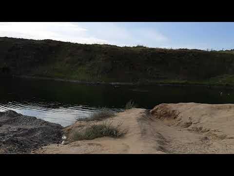 Бесплатное озеро в Соль-илецке