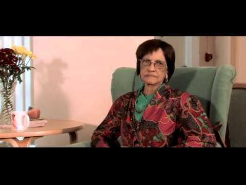 Sherry Dixon interviews Irene Sinclair, model, Dove campaign