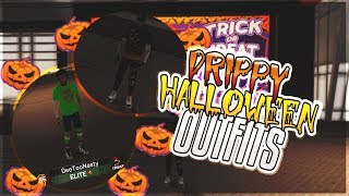 BEST DRIPPY HALLOWEEN OUTFITS IN NBA 2K19🎃🎃LOOK LIKE A CHEESIER FOR HALLOWEEN