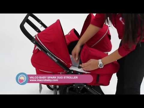 MacroBaby - Valco Baby Spark Duo Stroller