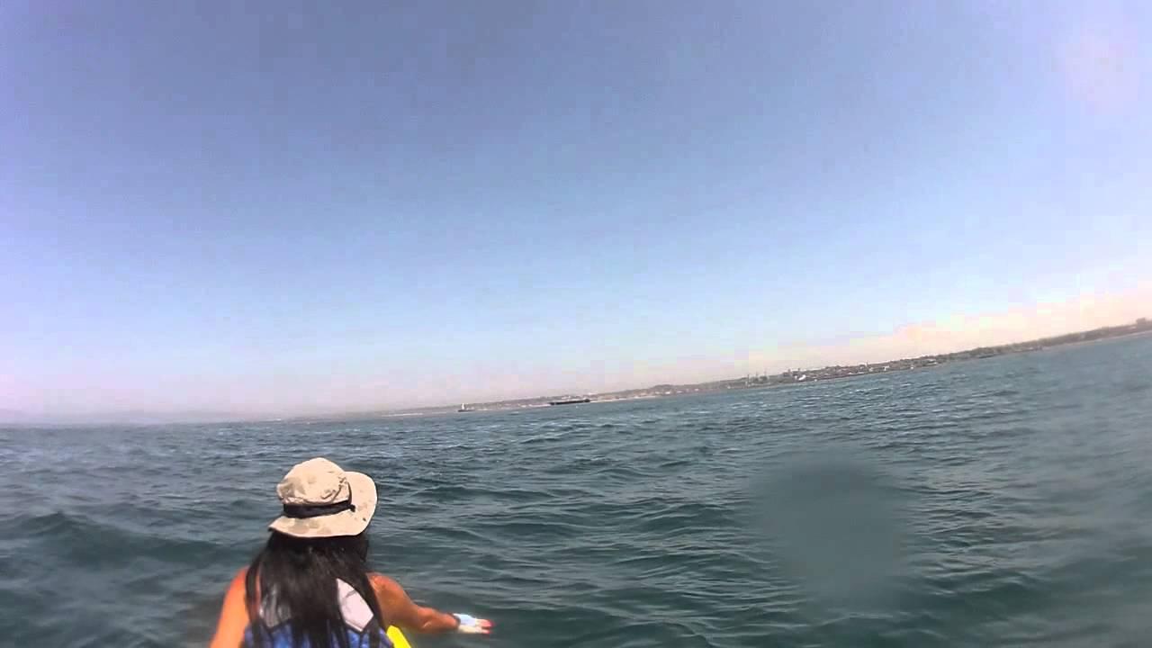 Amaruk Paddle 8-18-12