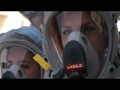 Israel Runs Simulated Chemical Weapons Attack