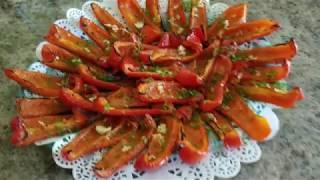 Болгарский Перец запеченный в духовке.