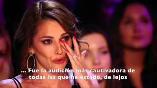 Josh Daniel - The X Factor UK (Subtitulado Español) Simon Cowell cries thumbnail