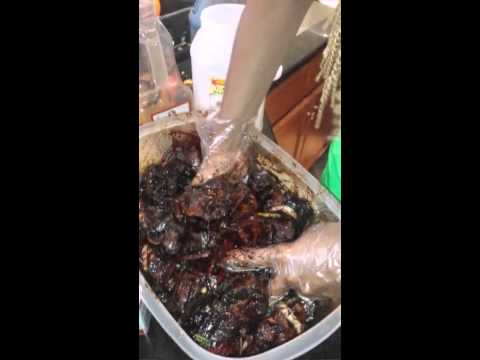 How to cook Jamaican  Oxtail. One love Restaurant