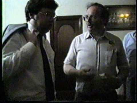 Brian Cowen Nomination 1989
