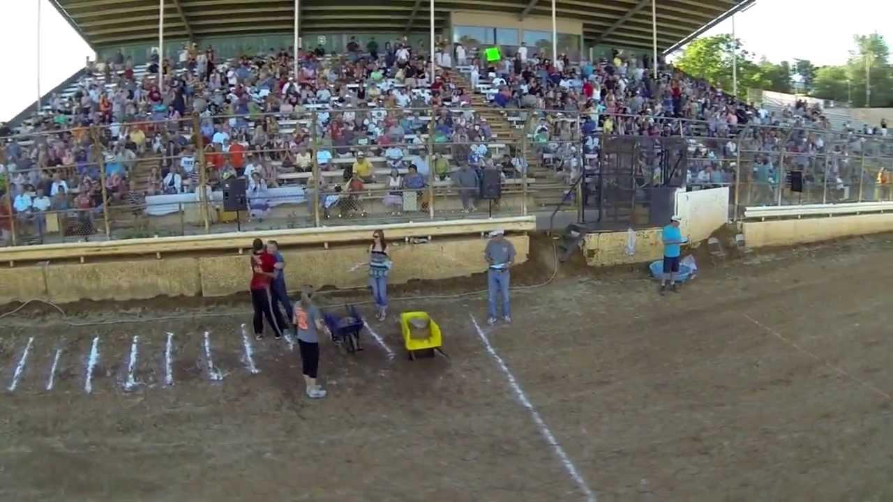 placerville fairgrounds wheelbarrow race