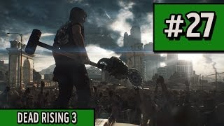 Dead Rising 3 - Gameplay Walkthrough - Part 27 Dewey & Ray go on a Date