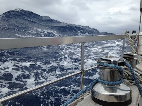 Transat - Offshore Sailing: A failed attempt to cross the Atlantic.