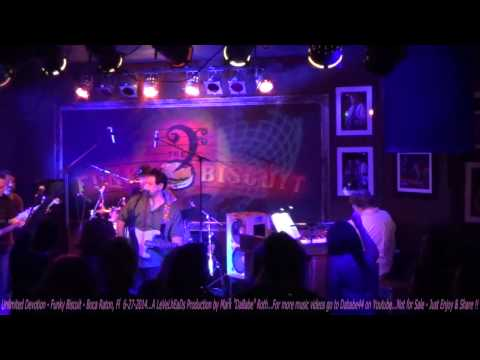 Unlimited Devotion - Funky Biscuit - Boca Raton, Fl  6- 27- 2014