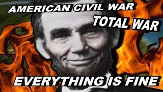The American Civil War Total War Game
