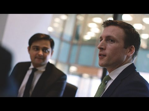 MBA Careers in Financial Services