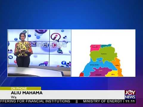 Ghana-US Military Agreement - Joy News Interactive (6-4-18)