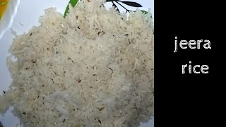 Cumin rice or Jeera rice | super easy recipe|in pressure cooker|for teenagers and freshers| in hindi