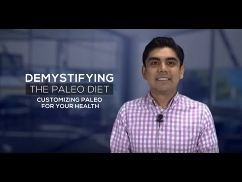 Demystifying the Paleo Diet: Part 1 of 3