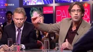 Joost Zwagerman reactie op Anil Ramdas Pauw & Witteman