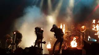 Watain - Nuclear Alchemy (Live HD) @ Graspop Metal Meeting - 2018.