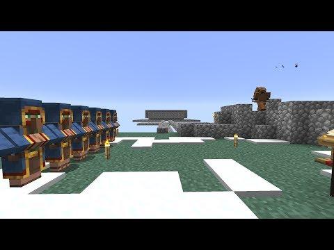 TRASIG MOBFARM  Minecraft Skyblock 1