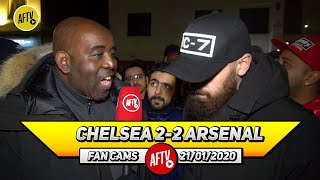 Chelsea 2-2 Arsenal | It Was A Bold Move From Arteta To Bring Bellerin In! (Turkish)