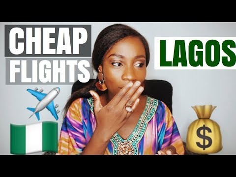TRAVEL TO LAGOS NIGERIA 2018 | Cheap Travel Tips | Sassy Funke