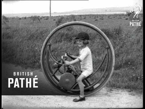 The Kiddies' Motor Wheel! (1927)