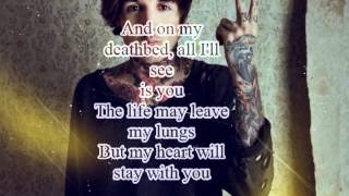 Repeat youtube video Bring Me The Horizon - Deathbeds Lyrics