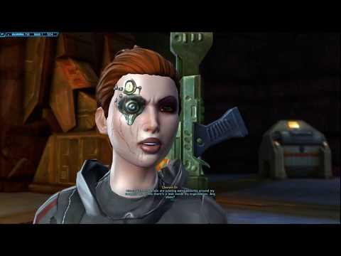 Star Wars: The Old Republic - Imperial Agent Scene 11