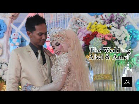 the-cinematic-video-wedding---alwi-&-amel-(doraemon-concept)